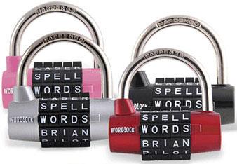 Wordlock  Letter Combinations