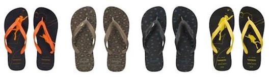 Fashionable Flip Flops
