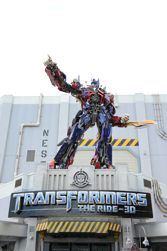 transformers the ride universal studios orlando