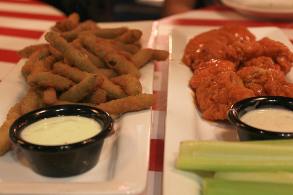 endless appetizers at tgi fridays